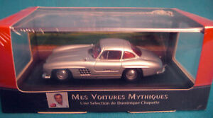 Mes Cars Mythical Mercedes-Benz 300 Sl (W198) 1954 Edition Atlas 1/43