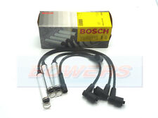 BOSCH GENUINE 0986357063 B063 IGNITION CABLE HT CABLES LEADS SET 4 PIECE