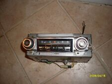 1964 Buick Special AM Radio GM Delco 980649 65 66 63 All Transistor OEM