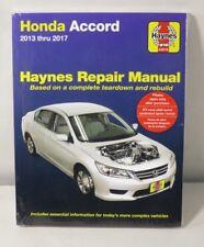 Repair Manual Haynes 42016 fits 13-17 Honda Accord