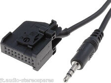 Car radio Aux-in adapter to 3.5mm jack for Seat Skoda VW MFD2 RNS RNS2