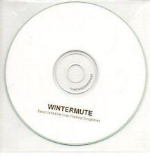 (960H) Wintermute, Dead or Not He Was Wearing - DJ CD