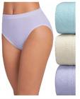 Jockey 3-Pack Women Elance French Cut VIOLET VEIL ASST Breathe Comfort Underwear