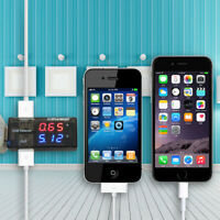 USB Charger Doctor Current Voltage Charging Detector Battery Voltmeter Am