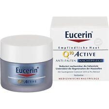 EUCERIN EGH Q10 Activo Crema de noche 50 ml PZN 921421