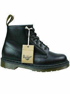 Dr. Martens 101PW Police Boot 6 Eye Boot Stiefel Doc 10064001  5110