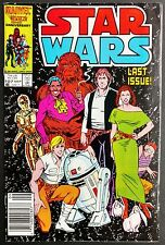 STAR WARS 1977 #1 TO 107+ANNUALS,COMP. HIGH GRADE KEYS #1,#42,#68,#107 ALL NICE