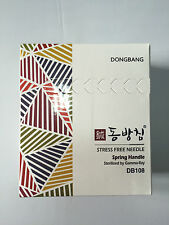 NEW DongBang Disposable Acupuncture Needle 1000 pcs Spring Handle Best-Price
