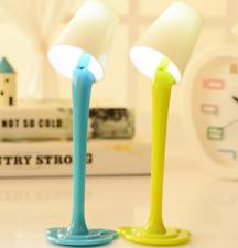Novelty 1pc Kawaii Cute Table Lamp&Ballpoint Pen Kids School Stationery Random