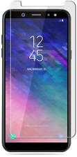 2x Samsung Galaxy A6 2018 Tempered Echt Panzer Folie Displayfolie Schutzfolie