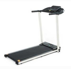Electric Treadmill Indoor Machine Smart Folding Downloadable App & Bluetooth