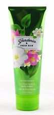 Gardenia Fresh Rain Ultra Shea Cream Bath & Body Works 8oz NEW bergamot jasmine