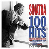 FRANK SINATRA - 100 HITS OF SINATRA  4 CD NEU