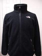 THE NORTH FACE Women's POLARTEC Winter Fleece 100% Polyester Jacket Large Black