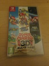 New listing Super Mario 3D All-Stars Video Game for Nintendo Switch excellent cheapest price