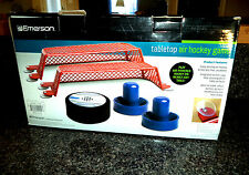 New Tabletop Air Powered Hockey Game by Emerson