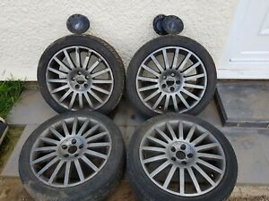 """Ford Mondeo 18"""" ST220 Alloy Wheels"""