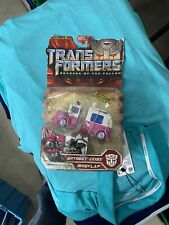 Hasbro Transformers ROTF Autobot Skids and Mudflap