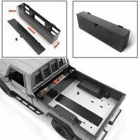 Metall Batteriefachdeckel(Ohne Akku)Für 1/10 CChand Killerbody LC70 Body RC Auto