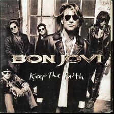 Bon Jovi - Keep The Faith (CD, Digipak, 1992, Jambco) - PROMO CDP 772