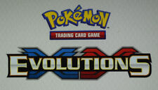 Evolutions Near Mint or better Common Pokémon Individual Cards