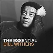 BILL WITHERS - Essential - The Very Best Of - Greatest Hits Collection 2 CD NEW