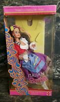 Italian Barbie Doll Special Edition 1992 Dolls Of The World Collection DR