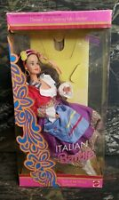 Italian Barbie Doll Special Edition 1992 Dolls Of The World Collection