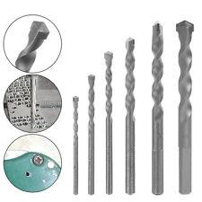 6 pcs Impact Drill Tungsten Steel Drill Bit Concrete Wall Concrete Construction