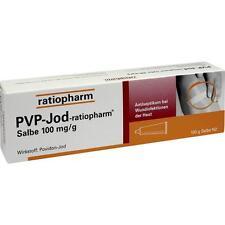 PVP IODIO ratiopharm Balsamo 100 g PZN7260431
