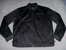 #2131 RUSTY Black Casual Jacket Size Medium