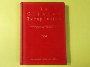 LA CLINICA TERAPEUTICA MESSINI UNIVERSO 1951