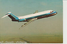 Postcard 70 - Plane/Aviation Fokker Fellowship F-28 NLM CittyHopper