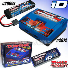 Traxxas charger/battery package (1) #2972 Dual ID charger & (1) 7600mAh 2s LiPo