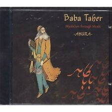 BABA TAHER - Ahura - CD 1995 SIGILLATO SEALED