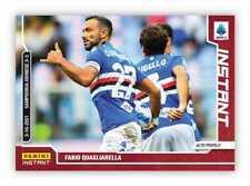 PANINI INSTANT CALCIATORI 2021 2022 CARD #9 FABIO QUAGLIARELLA Pre-Sale Limited