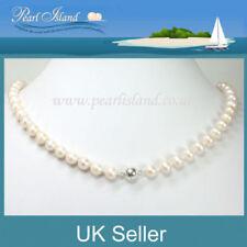 Silver Plated Pearl Fine Earrings