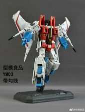 Transformers YM-03 MP-11 KO Starscream Repaint Improved version Yes Model