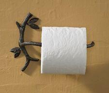Nature Walk Branch Iron Toilet Paper Tissue Holder Park Designs Bathroom Decor