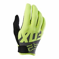 Fox 2016 Ranger Glove MTB Cycle Enduro Moto Trail Gloves - Fluo Yellow Small