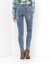 Womens Lee Scarlet skinny Jeans -Size 27x33-model L526WMUX-indigo