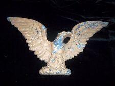 Vintage Cast Iron Spread Eagle Wall Decor