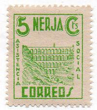 Sello Local Guerra Civil Nerja -Cat. Galvez 513.  ORD:1873