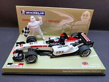 Minichamps - Jenson Button - BAR - 007 - 2005 - 1:43 - Michelin edition - Rare