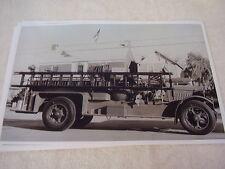 1922 GMC FIRETRUCK MAYS LANDING NJ  11 X 17  PHOTO   PICTURE