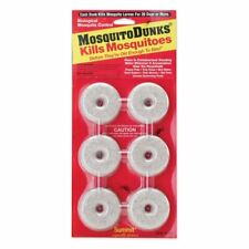Summit Mosquito Dunks Floating Pod Kill Biologically Safe Method 6 pack