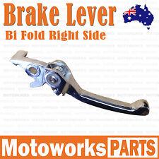 Right Bi Fold Foldable Brake Lever 125cc 140cc 150 250cc PIT PRO TRAIL DIRT BIKE