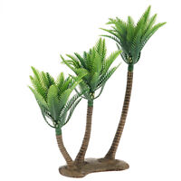 Scale Coconut Palm Trees Model Train Forest Diorama Scenery Layout Scenes