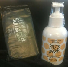 NEW Perfectly Posh Buzz Peel Skin Resurfacing Body And Snarky Bar