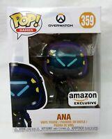 Funko Pop Overwatch #359 Amazon Ana Exclusive Vinyl Figure